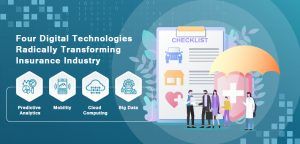 Four Digital Technologies Radically Transforming the Insurance Industry