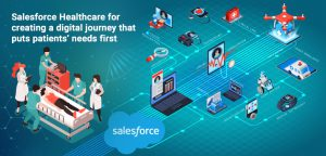 Salesforce Healthcare for Creating a Digital Journey that puts Patients' Needs First